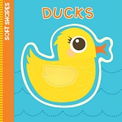 *Innovative Soft Shapes Originals - Ducks
