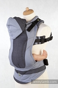 *LennyLamb Ergonomic Wrap Conversion Carrier - Baby - Stardust