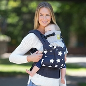 * LILLEbaby COMPLETE All Seasons Baby Carrier - Stars in Our Eyes