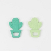 *Sugarbooger Silicone Teethers - 2 Pack