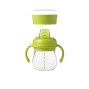 OXO Tot Transition Soft Spout Sippy Cup Set - 6 oz