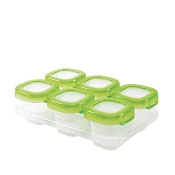 *OXO Tot Baby Blocks Freezer Storage Containers (2 oz)