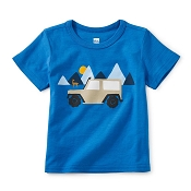 Tea Collection Graphic Tee - Ranch Rover