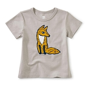 Tea Collection Graphic Tee - Sly Fox