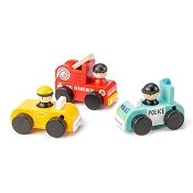 *Tender Leaf Toys ABC Cars