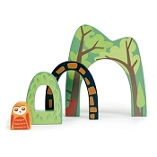 *Tender Leaf Toys Forest Tunnels