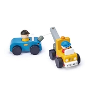 *Tender Leaf Toys Tow Truck