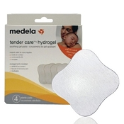 *Medela Tender Care Hydrogel Pads - 4 Pads