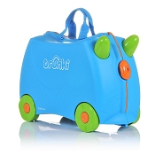 *Trunki Ride-on Suitcase - Terrace Blue
