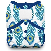 Thirsties Duo Wrap - New and Improved Hook & Loop