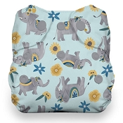Thirsties Natural Newborn All-in-One Cloth Diaper - Snap