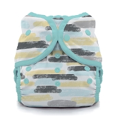 Thirsties Duo Wrap - Snaps - Size 3