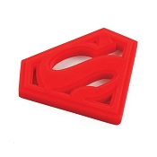 *Bumkins DC Comics Silicone Teether - Superman