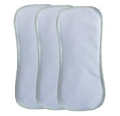 Buttons Microfiber Daytime Inserts - 3 Pack