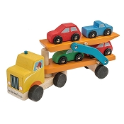 *Tender Leaf Toys Car Transporter