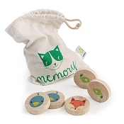 *Tender Leaf Toys Clever Cat Memory Game