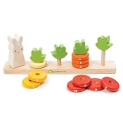 *Tender Leaf Toys Counting Carrots