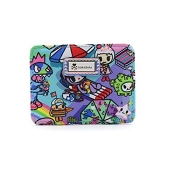 *Tokidoki Pool Party Flat Card Holder
