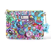 *Tokidoki Pool Party Zip Pouch