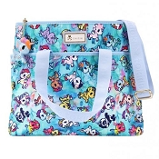 *Tokidoki Watercolor Paradise Cinch Crossbody