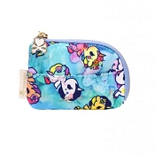 *Tokidoki Watercolor Paradise Zip Coin Purse