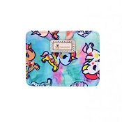 *Tokidoki Watercolor Paradise Flat Card Holder