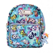 *Tokidoki Watercolor Paradise Mini Backpack