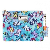 *Tokidoki Watercolor Paradise Zip Pouch