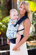 Tula Ergonomic Baby Carrier - Trillion- Standard Size