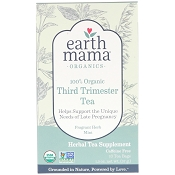 Earth Mama Angel Baby Organics Third Trimester Tea