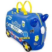 *Trunki Ride-on Suitcase - Percy the Police Car
