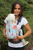 Tula Ergonomic Baby Carrier - Tropical Tower - Standard Size