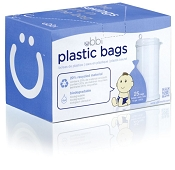 *Ubbi Plastic Biodegradable Bags - 25 pack
