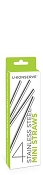 *U Konserve MINI Stainless Steel Straws - 4 Pack