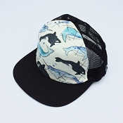 Hey Baby! Trucker Hat - Under the Sea