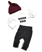 Urban Baby Bringing Home Baby Set - Born Rad