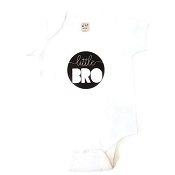 Urban Baby Apparel Little Bro Onesie