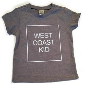 Urban Baby Apparel West Coast Kid T-Shirt