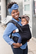 *Tula Free-to-Grow Baby Carrier - Urbanista