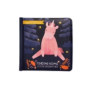 *Manhattan Toy Company Finding Home - A Little Unicorns Tale Board Book