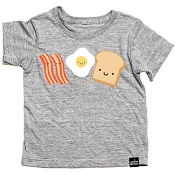 Whistle & Flute Breakfast T-Shirt *CLEARANCE*