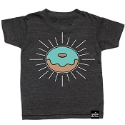 Whistle & Flute Holey Donut T-Shirt Colour *CLEARANCE* (12-18 Months)