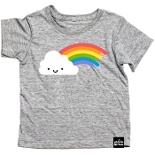 Whistle & Flute Rainbow T-Shirt *CLEARANCE* - Size 3/4 Years
