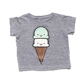 Whistle & Flute Ice Cream T-Shirt