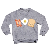 Whistle & Flute Kawaii Breakfast Sweatshirt