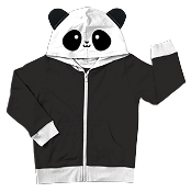 Whistle & Flute Kawaii Panda Hooded Sweatshirt *CLEARANCE*
