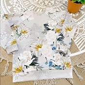 With Love by Ash Raglan Floral Top *CLEARANCE*