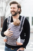*Tula Free-to-Grow Baby Carrier - Wonder