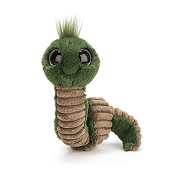 *Jellycat Wiggly Worm - Green