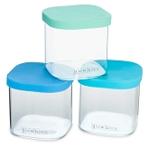 *Yumbox Chop Chop Glass Cubes 3 Pack
